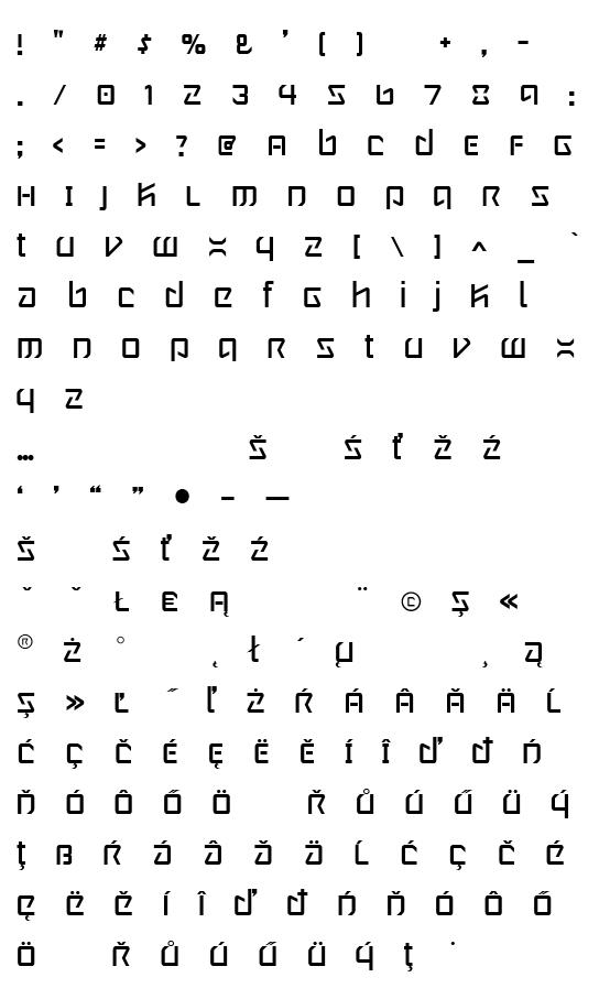 Mapa fontu Wintermute
