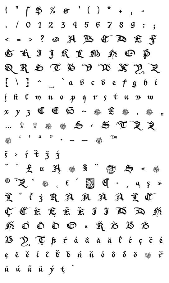 Mapa fontu Xenippa